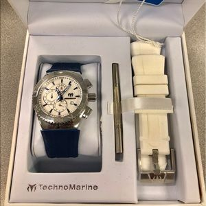 Techno Marine Unisex Watch